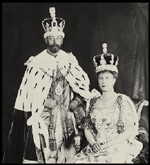 KingGeorgeV_QueenMary_Coronation1911 - Copy