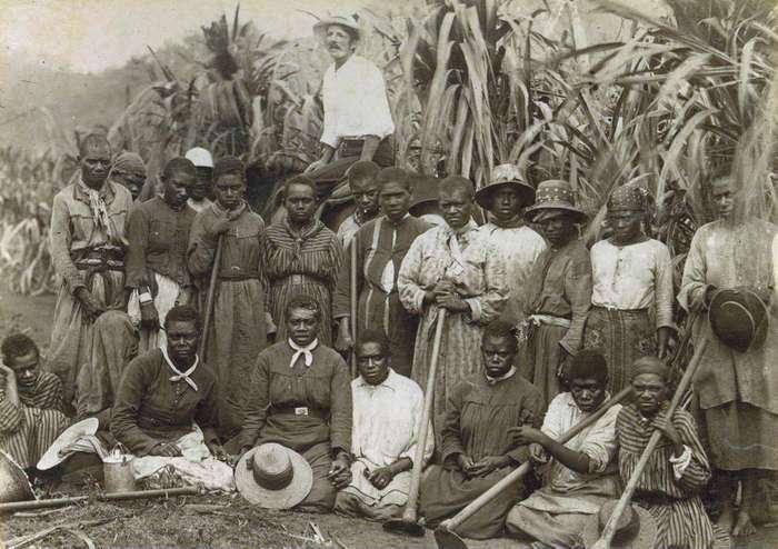 islanders-South-Pacific-sugar-plantation-overseer-Cairns-1890